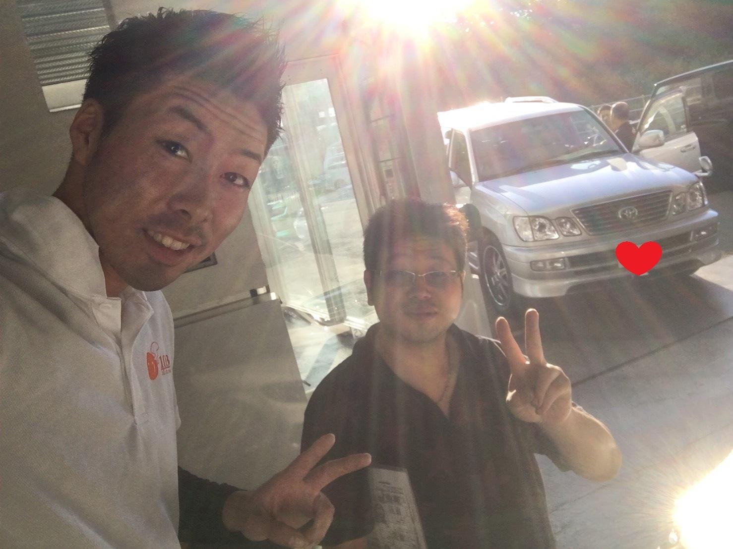 9月26日(火)TOMMY BASE ともみブログ☆ランクル ハマー カマロ_b0127002_11445554.jpg