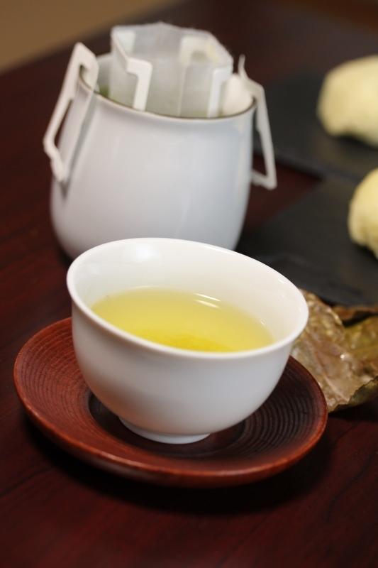 喜楽亭で楽しむ おいしい日本茶 9月_b0220318_09134036.jpg