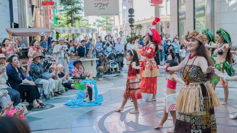 高松フラストリート2017 カイマナヒラ(山)ステージ 本編④_d0246136_16094118.jpg