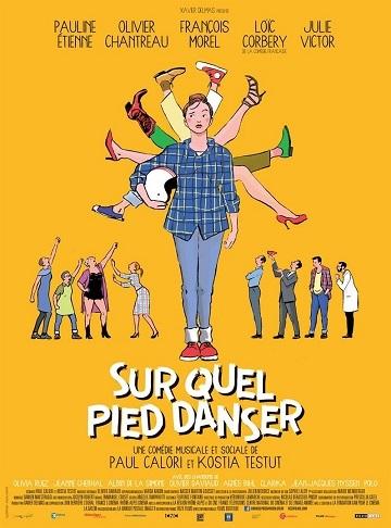 ジュリーと恋と靴工場 Sur quel pied danser _e0040938_15451225.jpg