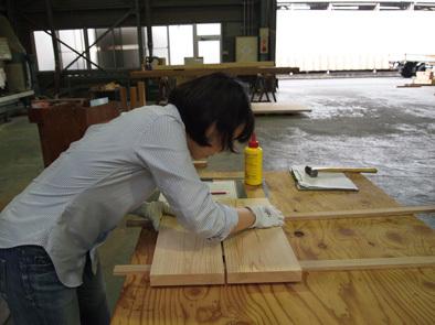 DIY学校上級コース『スツール』完成!!_b0211845_10553938.jpg