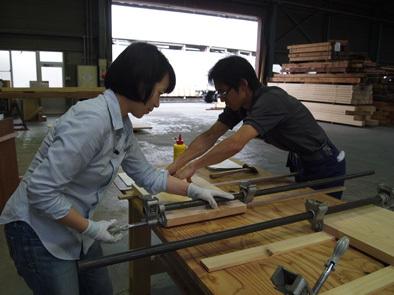 DIY学校上級コース『スツール』完成!!_b0211845_10553988.jpg