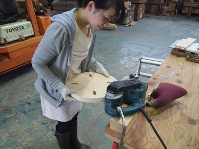DIY学校上級コース『スツール』完成!!_b0211845_10581041.jpg