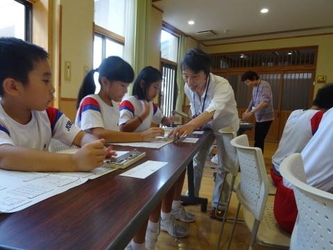 城端小学校で点字の授業_b0159251_11364264.jpg