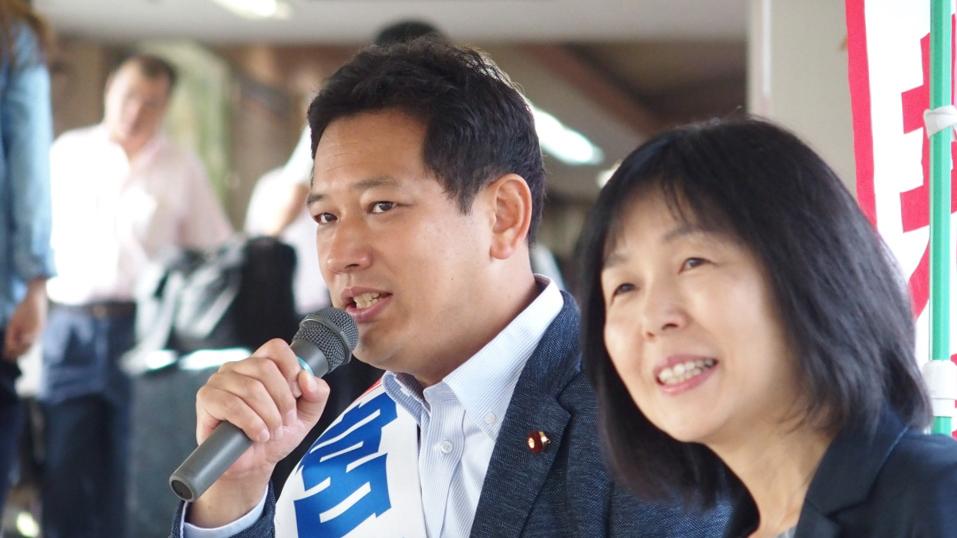 総選挙 東京20区から勝ち抜く 宮本徹衆院議員_b0190576_23140504.jpg