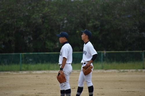 高知工業との練習試合 - Kochi West High School BASEBALL CLUB (Season9)