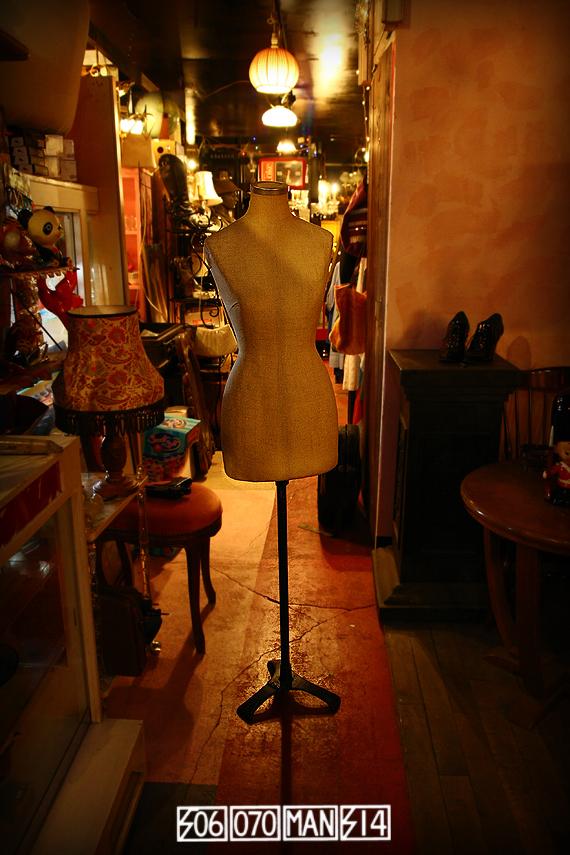 1970s Vintage 縫製用トルソー ADM_e0243096_07443964.jpg