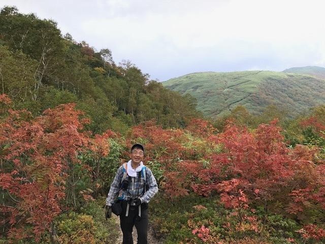イワオヌプリとニトヌプリ、2017.9.23-同行者からの写真ー_f0138096_09324993.jpg