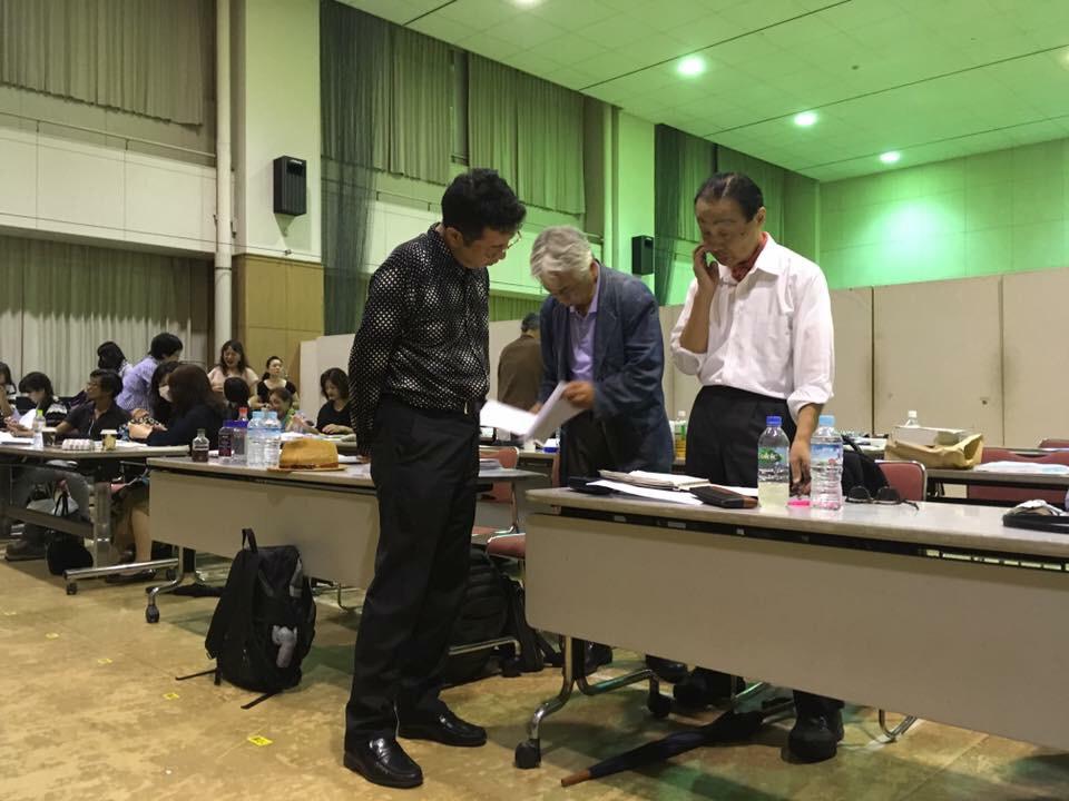 浅草オペラ100周年の稽古場へ_f0144003_22150818.jpg