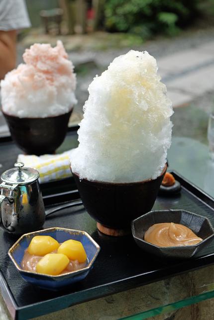 秩父 かき氷とお蕎麦!_f0179404_21273637.jpg