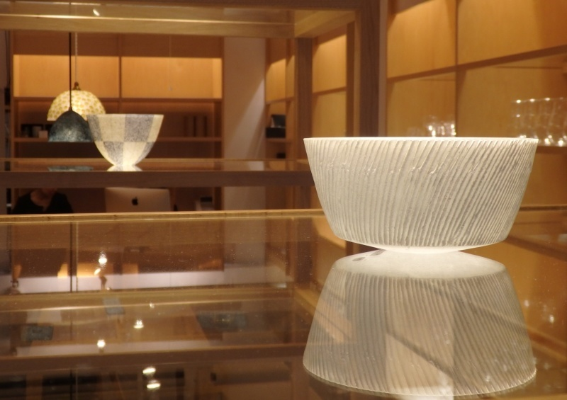 夏の終わりに東京アート散策 大室桃生さんの展示 編_f0351305_00114042.jpeg