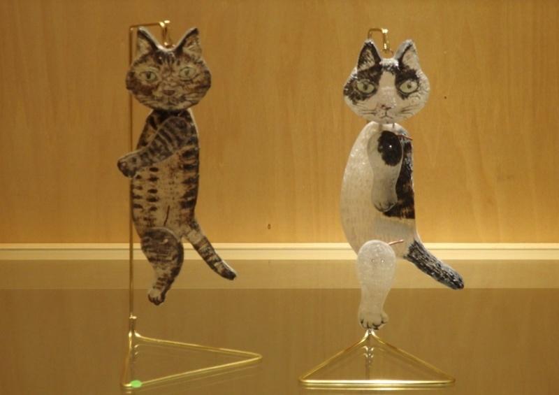 夏の終わりに東京アート散策 大室桃生さんの展示 編_f0351305_00123188.jpeg