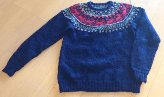 Ladies knit_f0144612_09483804.jpg