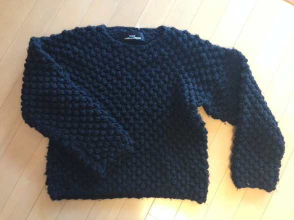 Ladies knit_f0144612_09483869.jpg