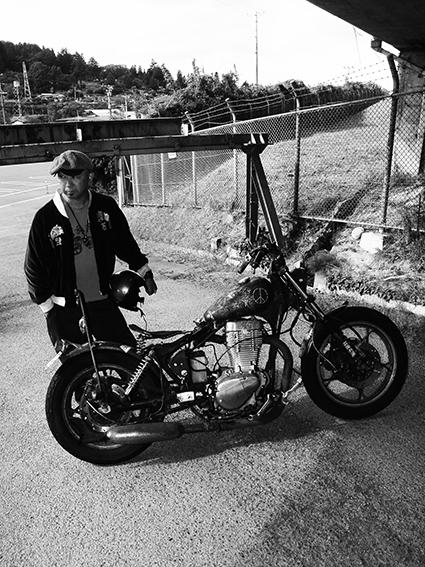 5COLORS「君はなんでそのバイクに乗ってるの?」#121_f0203027_10452900.jpg