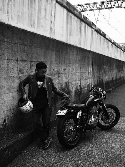 5COLORS「君はなんでそのバイクに乗ってるの?」#121_f0203027_10452924.jpg