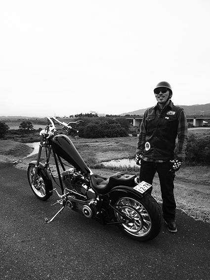5COLORS「君はなんでそのバイクに乗ってるの?」#121_f0203027_10452942.jpg