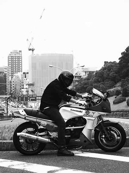 5COLORS「君はなんでそのバイクに乗ってるの?」#121_f0203027_10452997.jpg