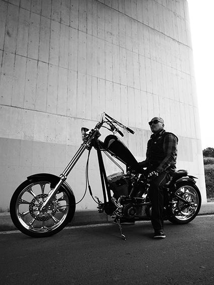 後藤 文哉 & Harley-Davidson FXSTS(2017.09.16)_f0203027_11032820.jpg
