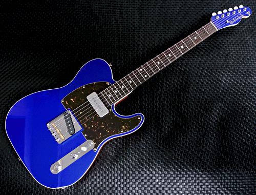 「WR Blue Pearl MetallicのStandard-T 4本目」が完成!_e0053731_16222554.jpg