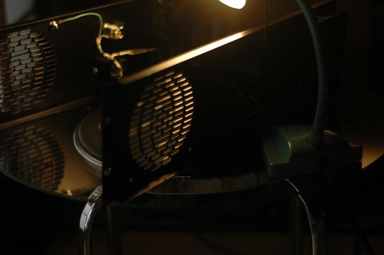 アルテック1569A用冷却ファン_e0193247_18182672.jpg