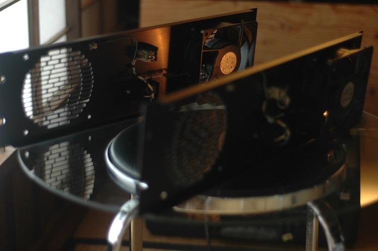 アルテック1569A用冷却ファン_e0193247_18184474.jpg