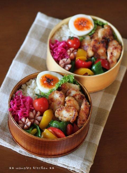 鶏むね肉の塩麹ソテー ✿ 三枚肉そば(๑¯﹃¯๑)♪_c0139375_11205357.jpg
