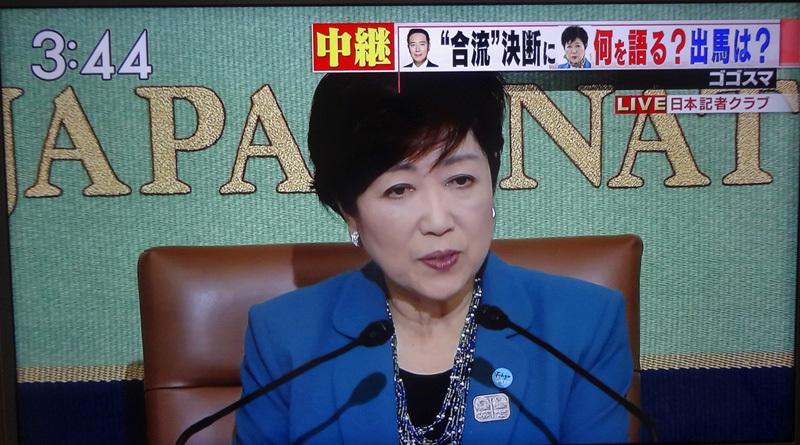 衆議院解散 「希望の党」に期待_b0114798_16173345.jpg
