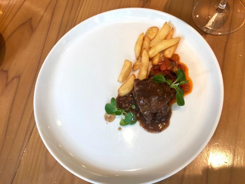 """上野: フランス料理 \""""RESTAURANT à la Quiétude レストラン ア ラ キエチュード\""""_b0246303_18042608.jpg"""
