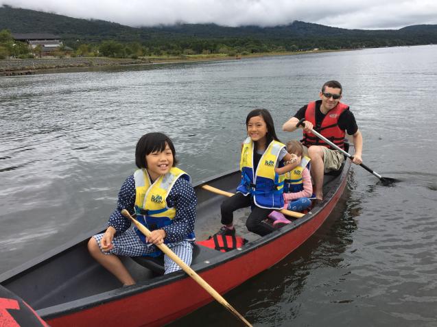 山中湖キャンプ_e0061304_20505342.jpg