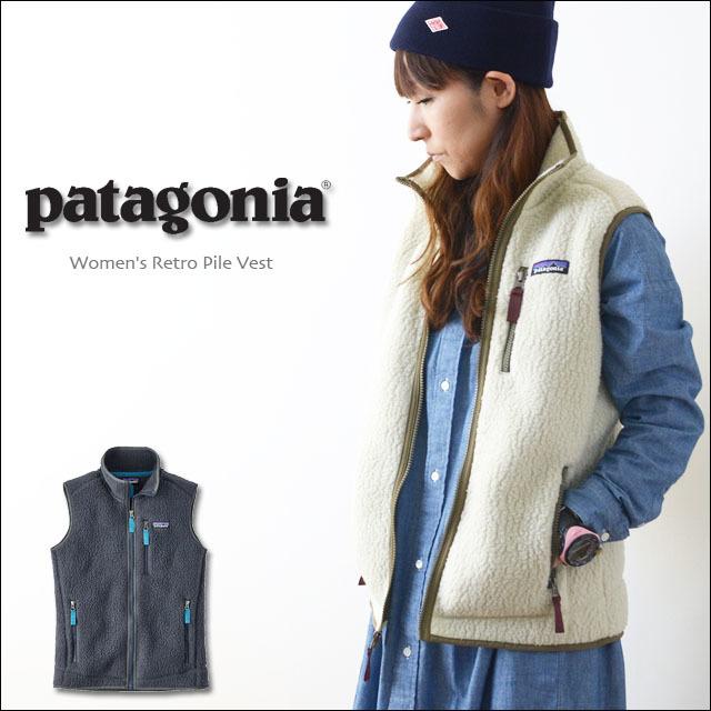 patagonia[パタゴニア正規代理店] Women\'s Retro Pile Vest [22825] [ウィメンズ・レトロ・パイル・ベスト] LADY\'S_f0051306_16214039.jpg