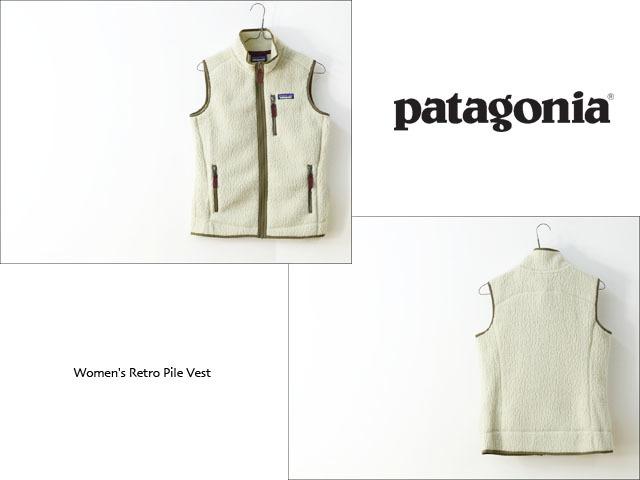 patagonia[パタゴニア正規代理店] Women\'s Retro Pile Vest [22825] [ウィメンズ・レトロ・パイル・ベスト] LADY\'S_f0051306_16214526.jpg