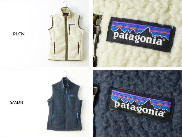 patagonia[パタゴニア正規代理店] Women\'s Retro Pile Vest [22825] [ウィメンズ・レトロ・パイル・ベスト] LADY\'S_f0051306_16215149.jpg