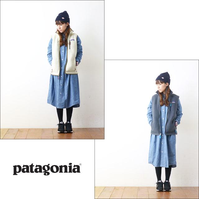 patagonia[パタゴニア正規代理店] Women\'s Retro Pile Vest [22825] [ウィメンズ・レトロ・パイル・ベスト] LADY\'S_f0051306_16215420.jpg