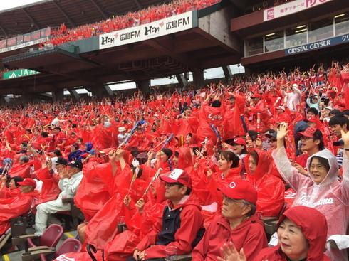 """2017年9月 『今年もカープ!赤く燃えた!!』 September 2017 \""""Hiroshima Carp, Victory Again!\""""_c0219616_09352077.jpg"""