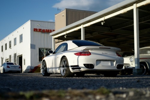 Used Car PORSCHE 911TURBO Cabriolet(Type99770K) - RESULT blog