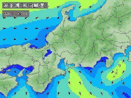 伊豆諸島からの反転流_f0009039_17042049.jpg