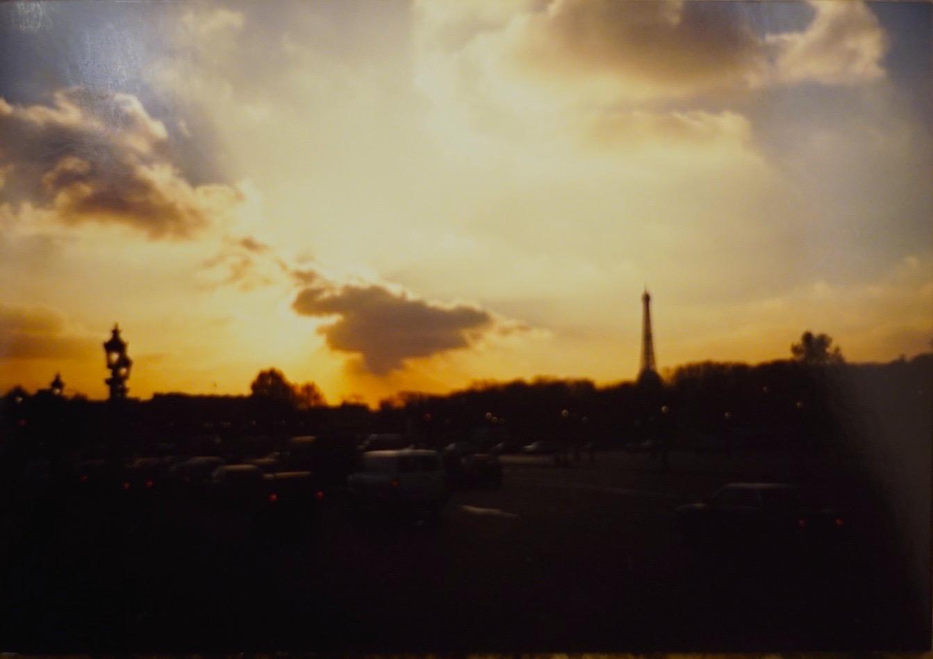 待望の秋のはじまりの音...そして巴黎の想ひ出_f0057849_2204698.jpg