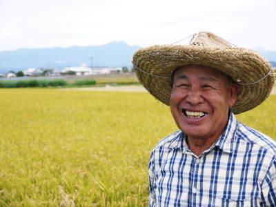 """砂田のこだわりれんげ米 順調に色づき始め頭を垂れてきています!今年は無農薬ではなく""""減農薬栽培""""です!_a0254656_19263140.jpg"""