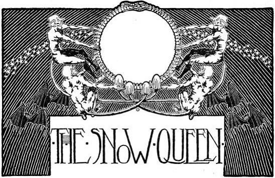 Dugald Stewart Walker画の雪の女王_c0084183_1214695.jpg