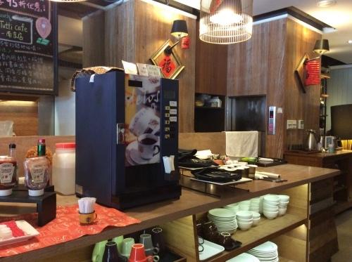 麗しの島 台湾 434 Tutti Cafe Kitchen_e0021092_11580610.jpg