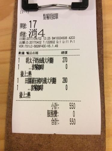 麗しの島 台湾 434 Tutti Cafe Kitchen_e0021092_12010387.jpg