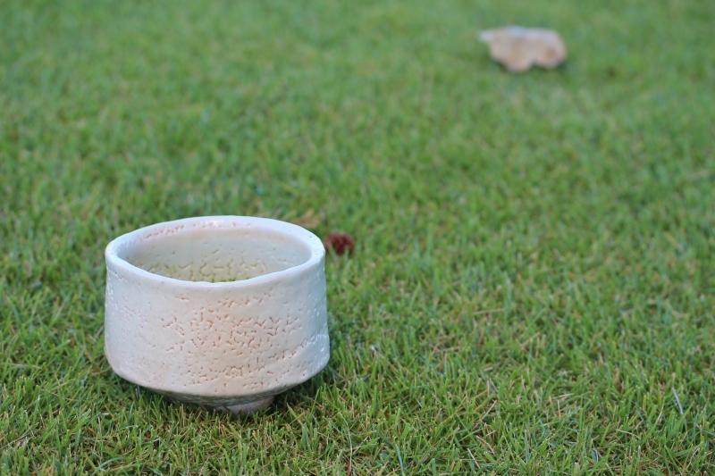 芝生でお茶を!_b0220318_09355059.jpg