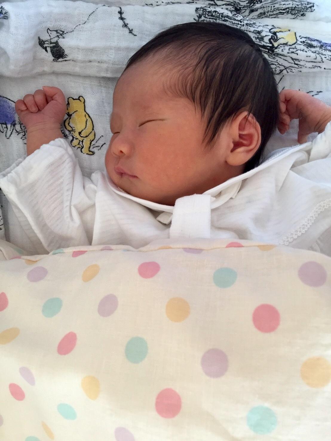 姪っ子が産まれました!_e0179943_15010972.jpg