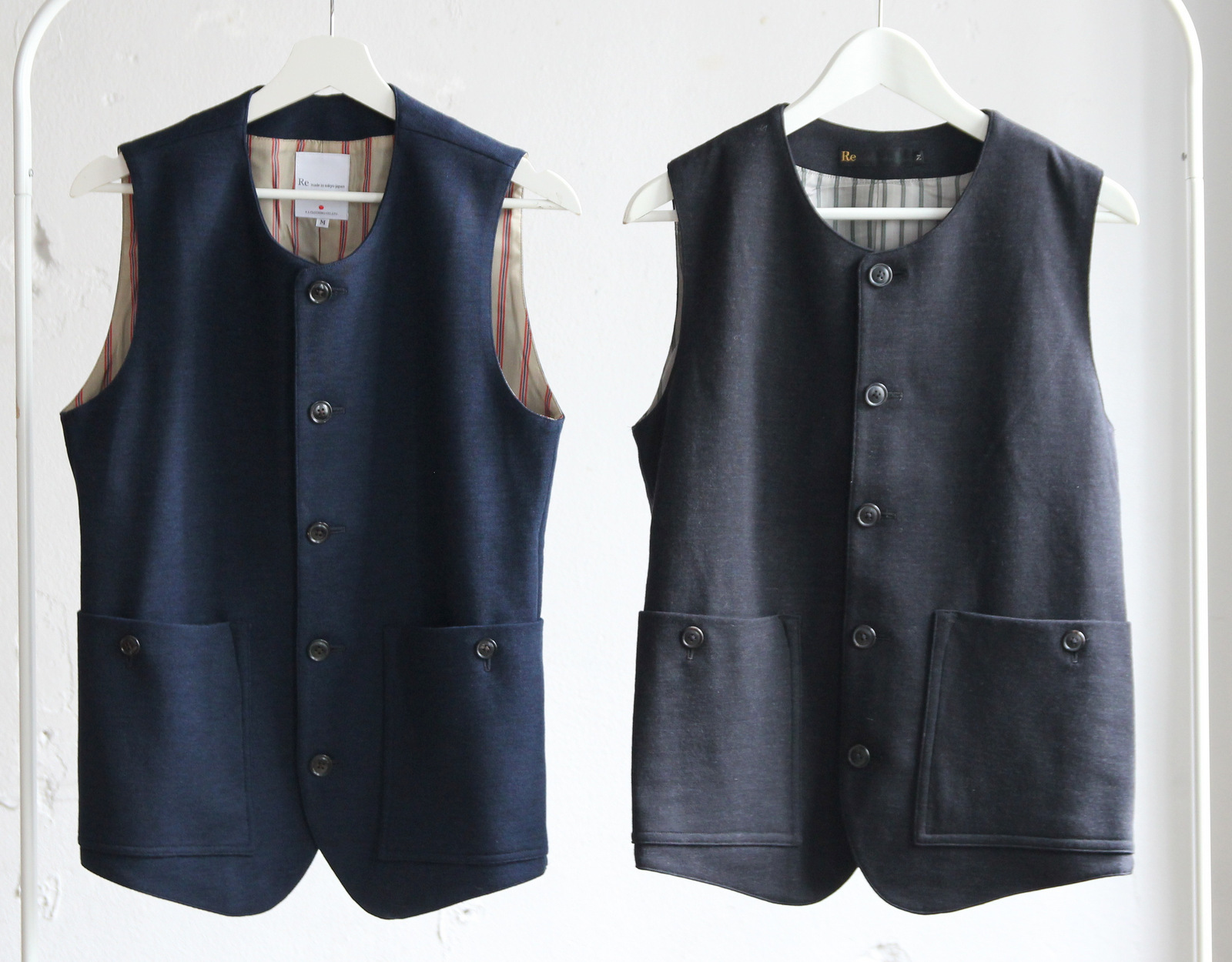 Dress Wool Knit Tailor Vest_c0379477_20101157.jpg