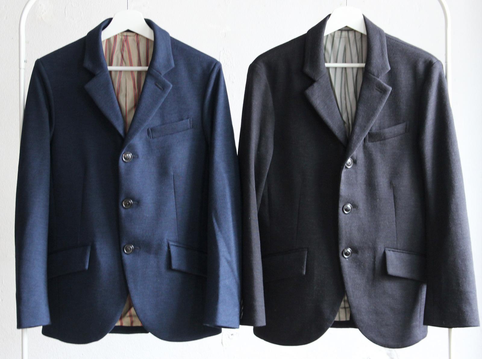 Dress Wool Knit 3B Jacket_c0379477_20192156.jpg