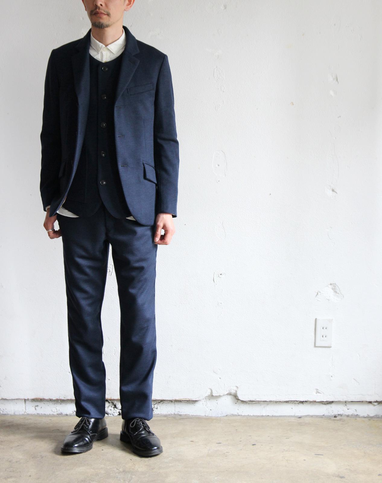 Dress Wool Knit 3B Jacket_c0379477_20203258.jpg