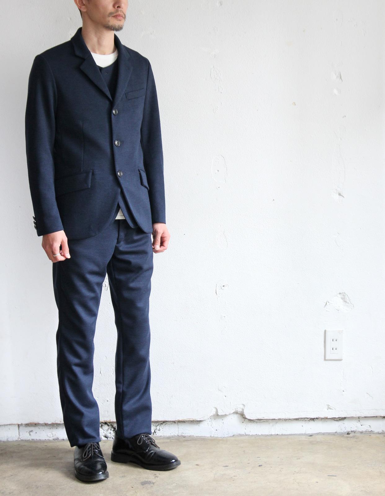 Dress Wool Knit 3B Jacket_c0379477_20205691.jpg