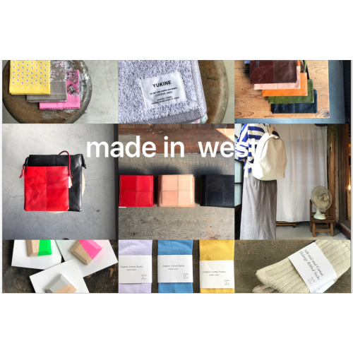 「made in  west展」最終日です。_f0212293_09034031.jpg