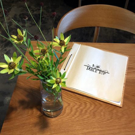 TABLETOP @17/9/27open★All Day Cafe&Dining_b0118001_14340041.jpg
